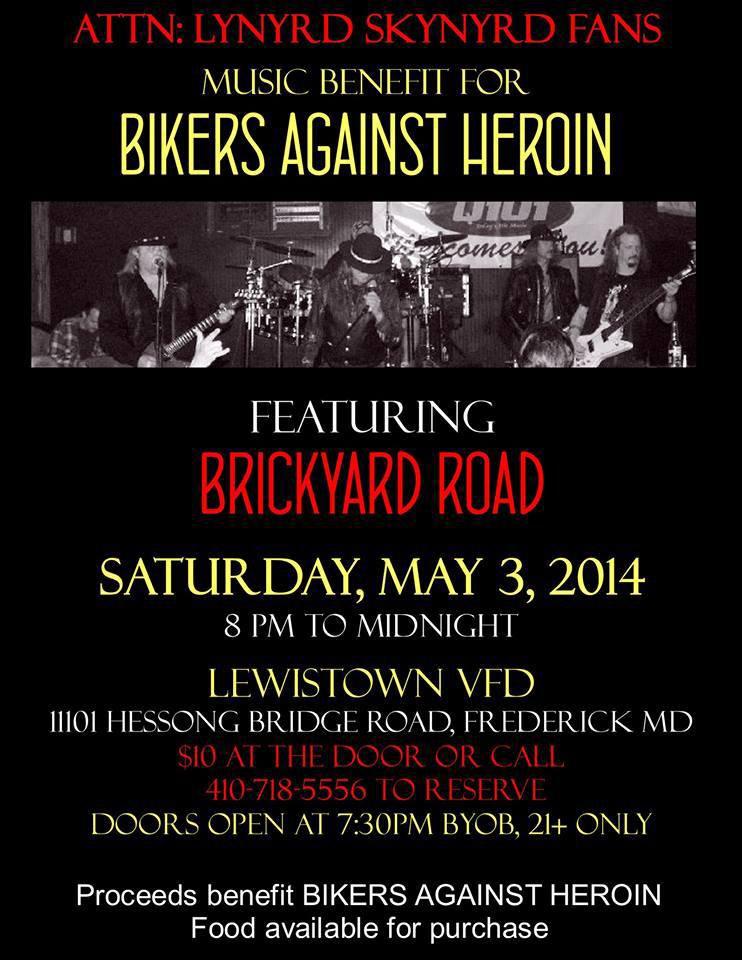 Bikers Against Heroin