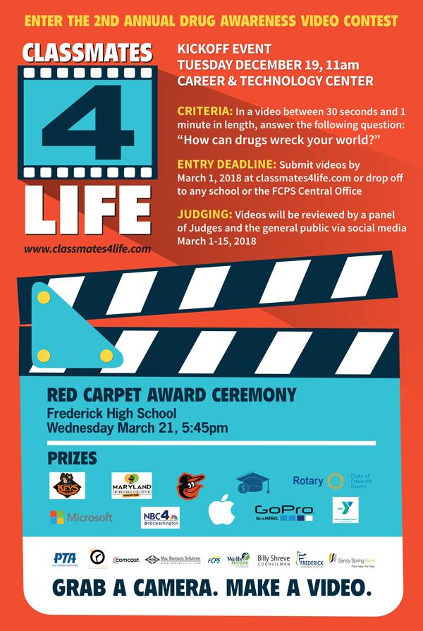 Classmates 4 Life Video Contest
